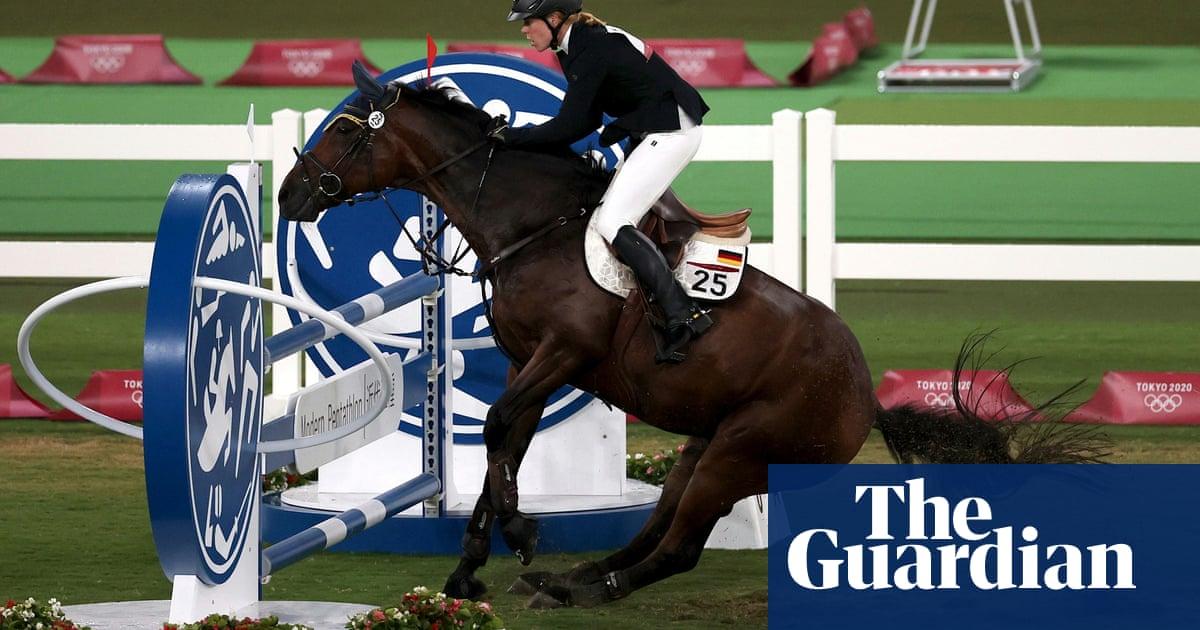 Cruel and random modern pentathlon should replace horses with climbing