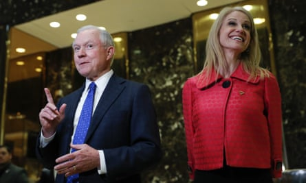 Jeff Sessions Kellyanne Conway