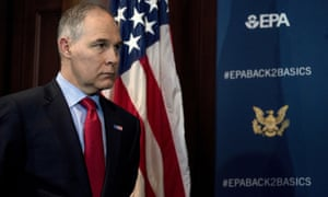 Pruitt came under fire for spending $43,000 on a soundproof phone booth and for asking his security agents and aides to run errands and do other personal tasks for him.