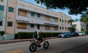 US briefing: Hurricane Dorian, Hong Kong arrests and James