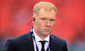 Paul Scholes admits that he misses having week-in, week-out involvement in football.