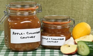 Chutney is great with cheese and gives stews a boost but