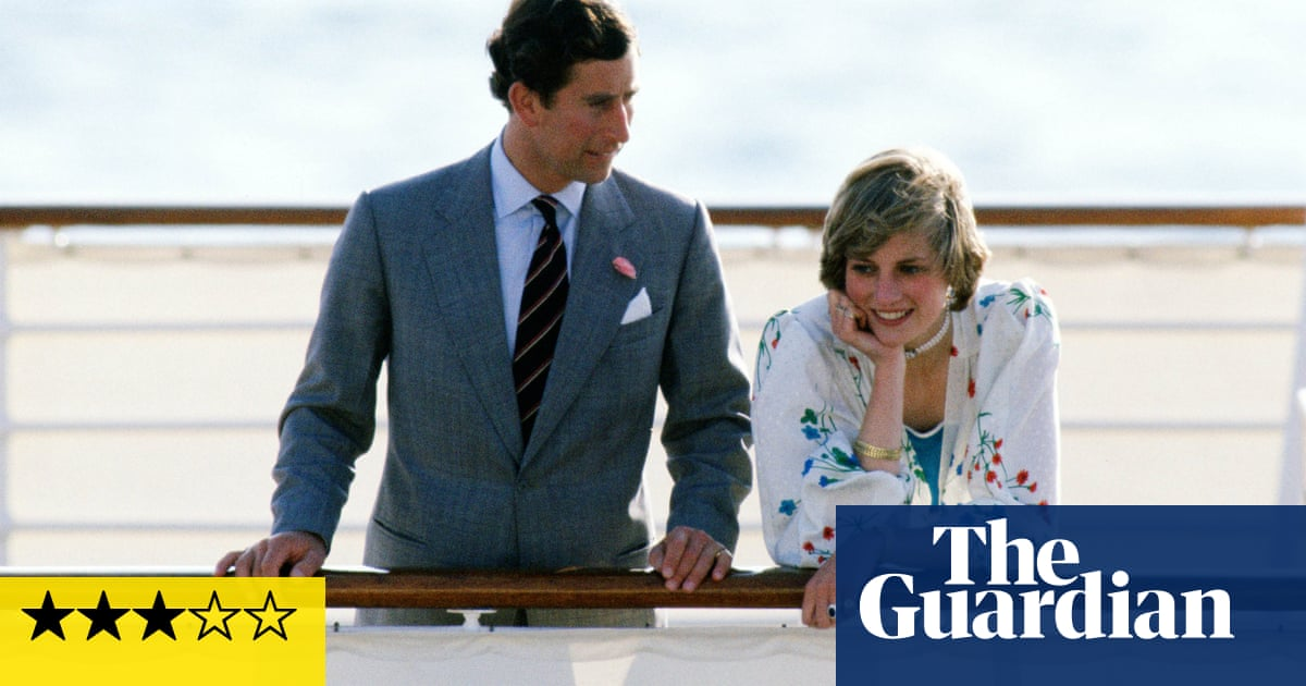 Diana review – the princess and her definitively undashing prince