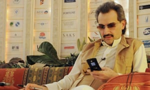 Alwaleed bin Talal tweeted to Trump: 'You are a disgrace not only to the GOP but to all America.'
