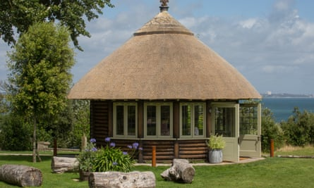 The Pig Hotel, Studland Bay, Dorset