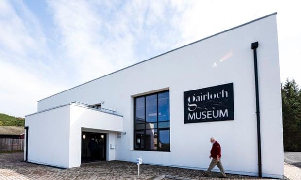 Tra le notizie dal mondo dell'arte di questa settimana, il premio di miglior museo dell'anno del piccolo Garloch Museum (Courtesy: Art Fund)