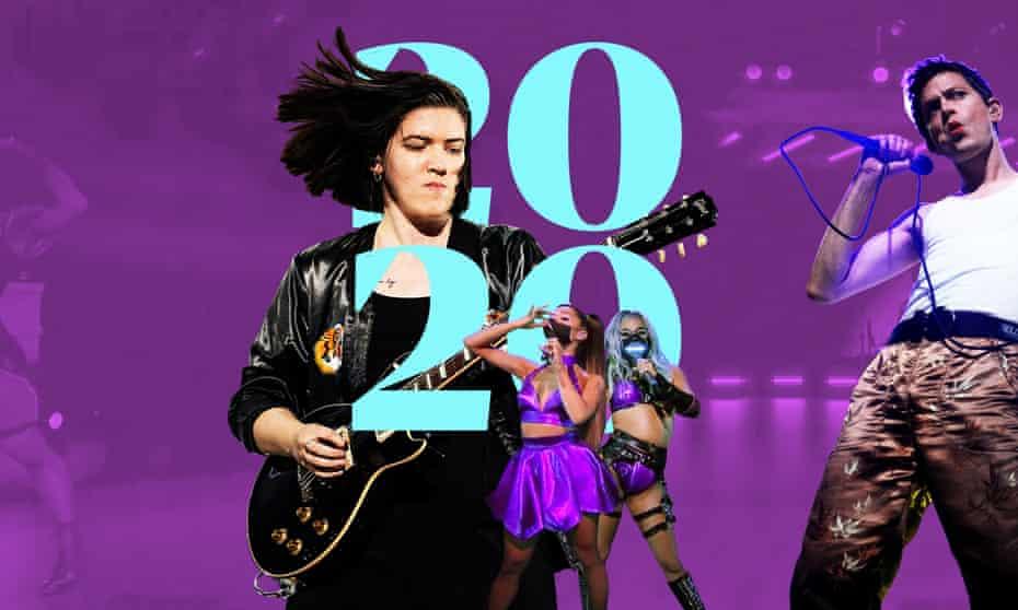 Transcendence … Romy, Ariana Grande and Lady Gaga, and Perfume Genius.