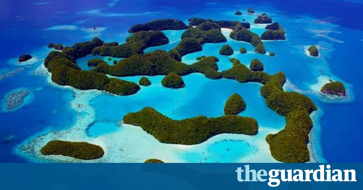 'Explore lightly': Palau makes all visitors sign pledge to respect environment