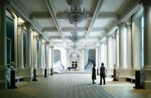 newly-refurbished National Gallery of Ireland