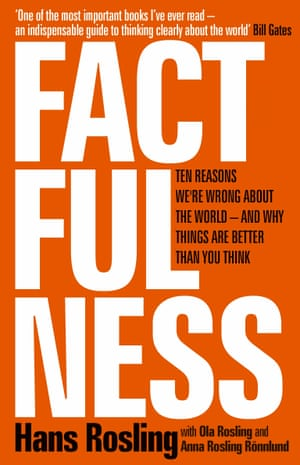 Factfulness, by Hans Rosling, out through Hachette Australia