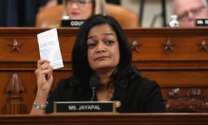 Representative Pramila Jayapal endorsed Bernie Sanders because 'he has a clarity on policy prescriptions that goes right to the heart of what working people need'.