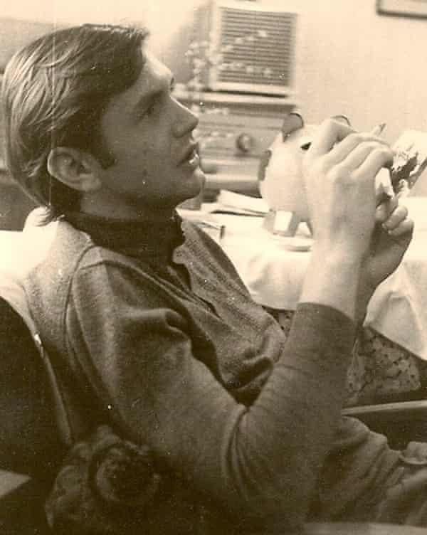 Barsky aged 22