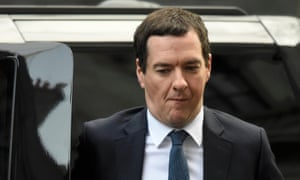 George Osborne, who delivers his budget on Wednesday.