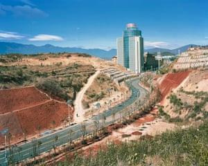 Haidong Development Zone, Dali, Yunnan, China, 2017