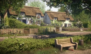 Everybody's Gone to the Rapture is a kind of pastoral take on the apocalypse