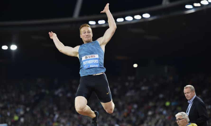 Greg Rutherford will compete at the World Indoor Championships in Portland having recovered from a minor injury and cold