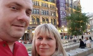 Angelika and Marcin Klis