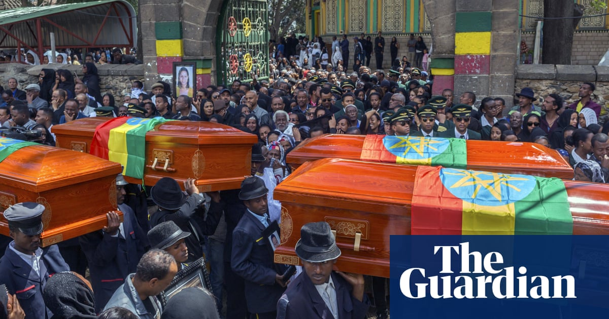 Ethiopian Airlines flight data has 'clear similarities' with