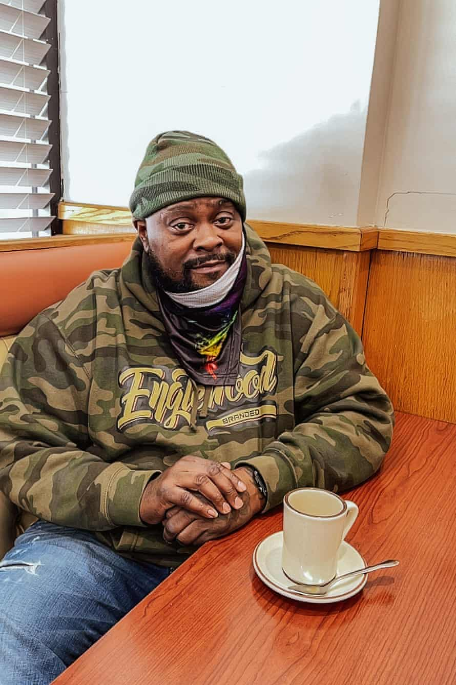 Baldhead Phillips in Chicago. Phillips doesn't have insurance and is on the hook for the entire bill.