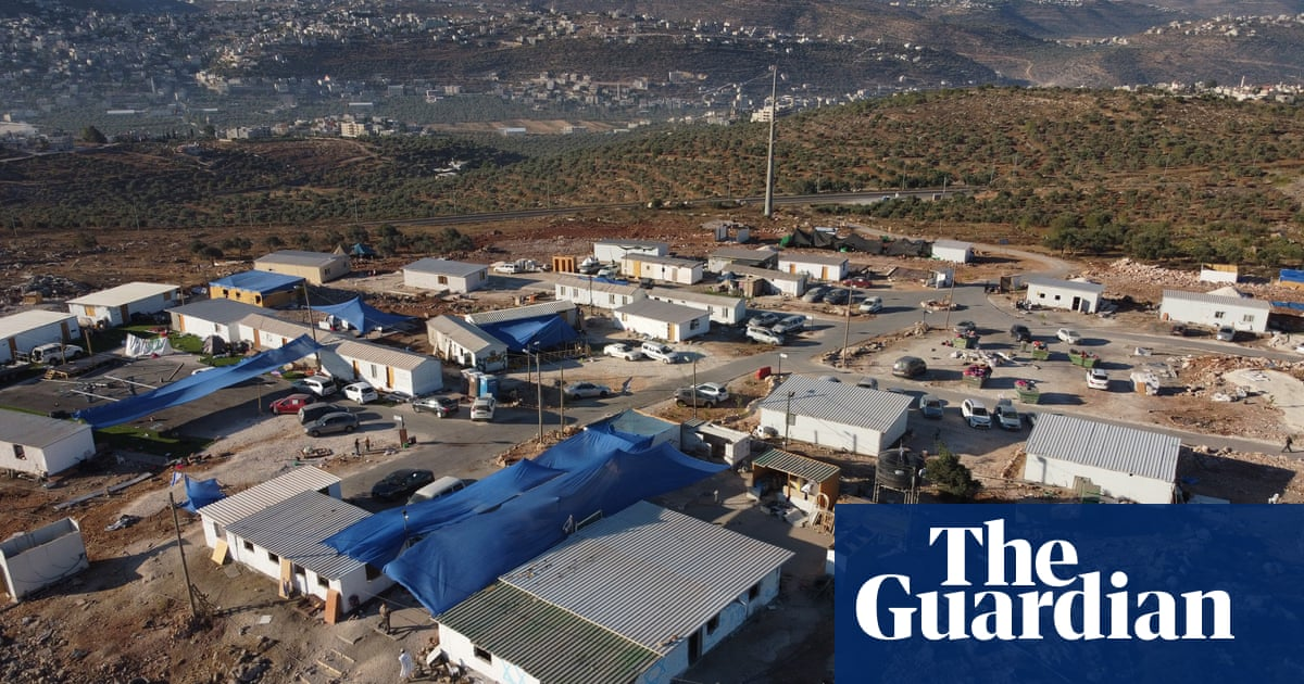Israeli coalition faces early test over illegal West Bank settlement
