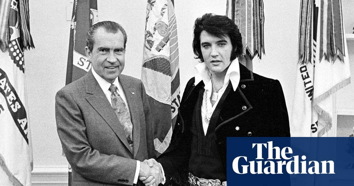 Elvis the spy: was the King really spying on John Lennon for Richard Nixon?