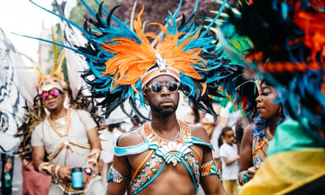 Bristol celebrates 'wonderful diversity' at St Paul's carnival – in pictures