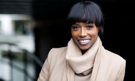 Lorraine Pascale … 'I've been asked the Bake-Off question'