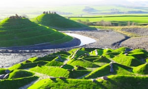 Crawick Multiverse, a major land restoration and art project in Dumfries & Galloway.