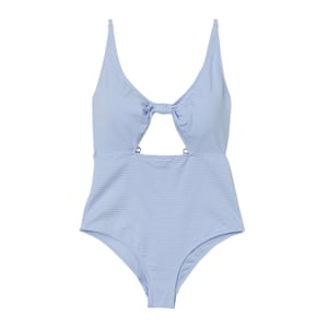 Swimsuit, £24.99, hm.com.