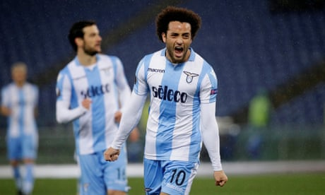 Transfer roundup: West Ham set to sign Felipe Anderson for club record £33.5m