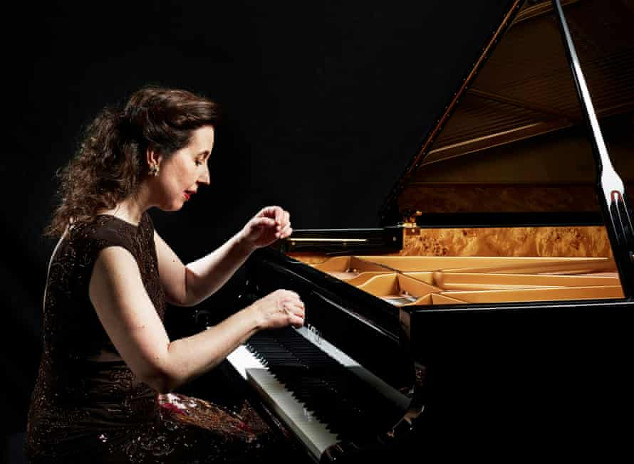 Bach virtuoso and classical pianist Angela Hewitt, who is touring Australia in May 2017.