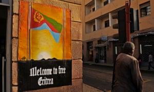 Eritrea has become nicknamed 'Africa's North Korea' in recent years.