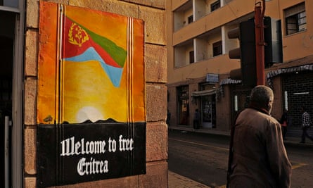 Eritrea has become nicknamed 'Africa's North Korea' in recent years.