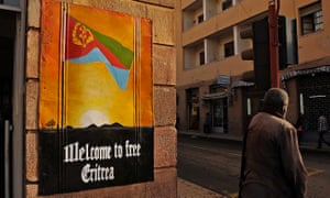 On the streets of Asmara the dream of freedom that accompanied Eritrean independence in 1993 was swiftly shattered.