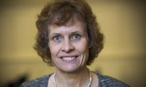 Nutrition expert Professor Susan Jebb
