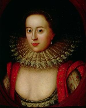 Frances Howard, c1615.