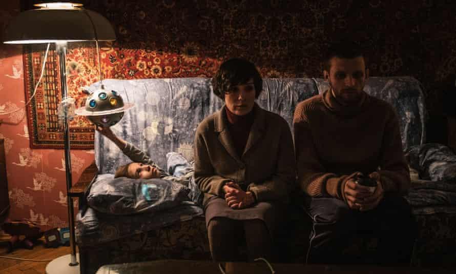 Listlessly simmering … Petrov's Flu, directed by Kirill Serebrennikov.