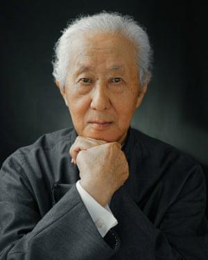 Visionary ... Arata Isozaki.