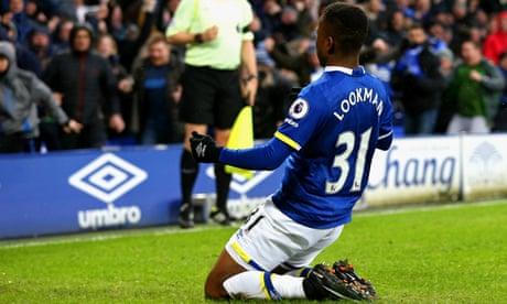 Ronald Koeman happy to give Ademola Lookman Everton starting role