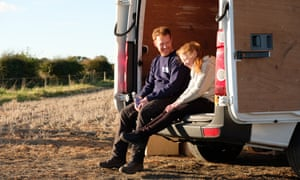 A scene from Sorry We Missed You, directed by Ken Loach and produced by Rebecca O'Brien for Sixteen Films.