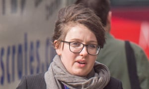 Dr Hannah Ryan, who appeared before the Medical Practitioners Tribunal.