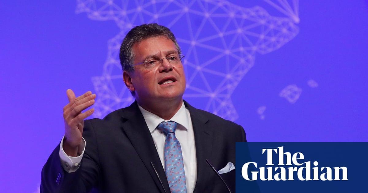 Die EU-kommissie doen 'n beroep op die Verenigde Koninkryk om ideologie oor Noord-Ierland-protokol te laat val