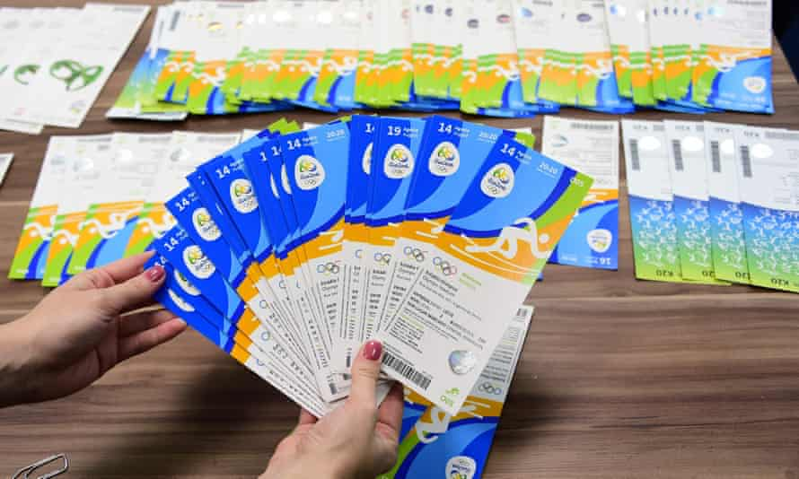 Tickets for Rio 2016 Olympic Games