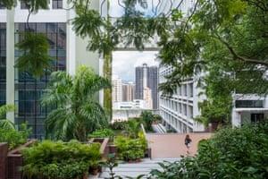 Winner, Greening the City categoryHong Kong, China