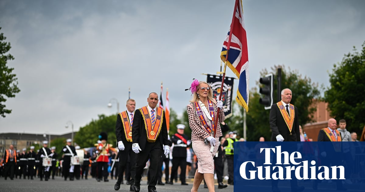 'Don't pass Catholic churches': protests as Glasgow braces for Orange walks