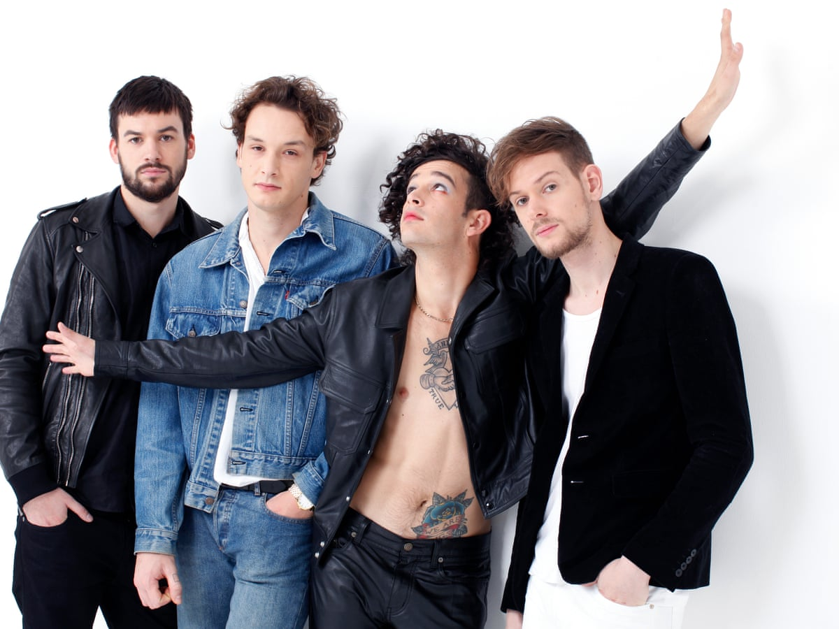 The 1975: 'No one's asking you to inspire a revolution. But ...