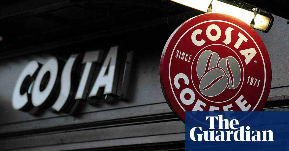 Coca-Cola buys Costa Coffee from Whitbread for £3 9bn | Business