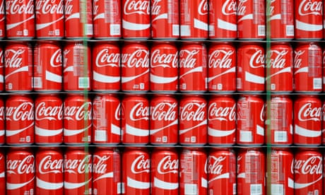 Plastic bottles recycling disaster Coca Cola