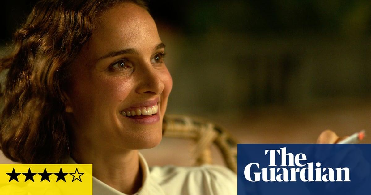 Planetarium review – Natalie Portman shines in swirling