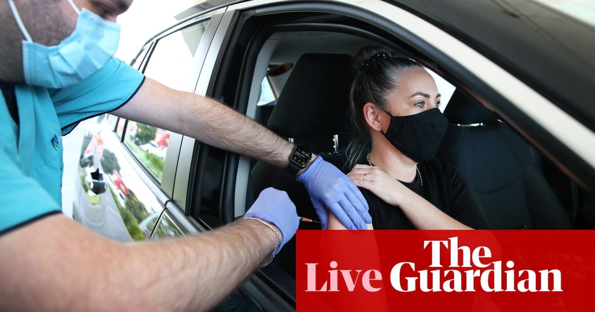 Covid live: Russia reports record 1,000 deaths; UK investigates testing errors